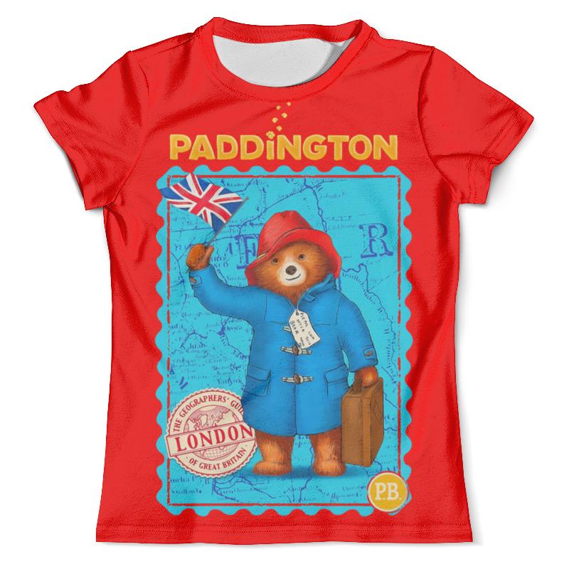 Футболка с полной запечаткой (мужская) Printio paddington paddington bear