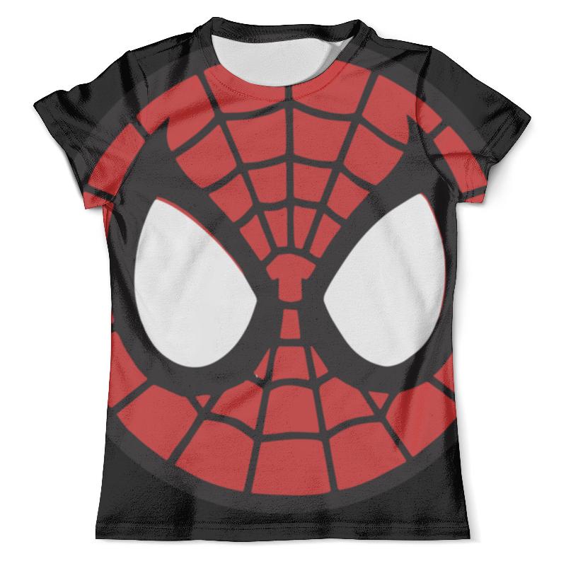 Футболка с полной запечаткой (мужская) Printio Spider-man / человек-паук рюкзак с полной запечаткой printio spider man человек паук