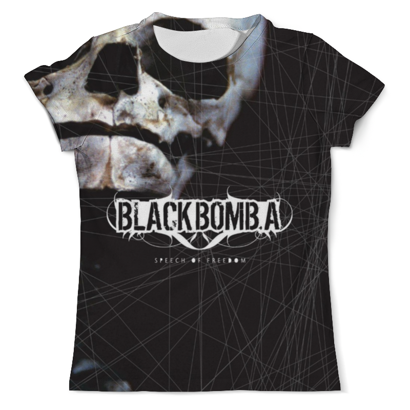 Printio Black bomb a все цены