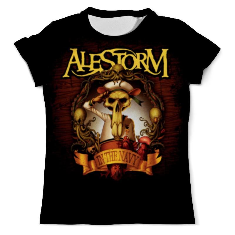 Футболка с полной запечаткой (мужская) Printio Alestorm футболка с полной запечаткой мужская printio alestorm