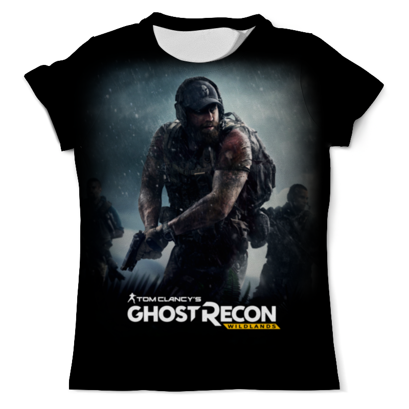 Футболка с полной запечаткой (мужская) Printio Tom clancy's ghost recon wildlands tom clancy s ghost recon wildlands gold edition ps4