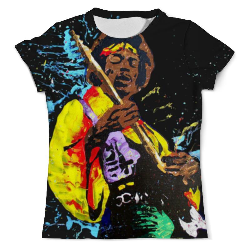 Printio Джими хендрикс (jimi hendrix) футболка с полной запечаткой мужская printio hendrix хендрикс
