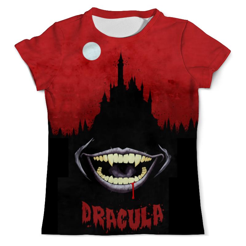 Printio Dracula футболка классическая printio dracula