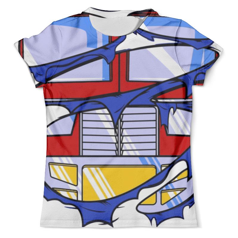 Футболка с полной запечаткой (мужская) Printio Футболка трансформеры printio футболка с полной запечаткой мужская