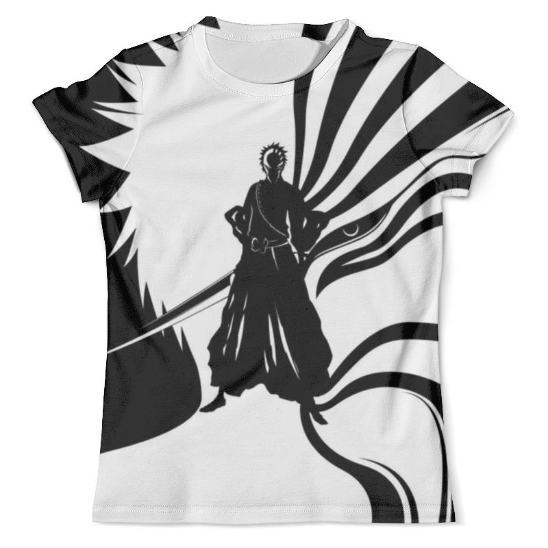 Футболка с полной запечаткой (мужская) Printio Bleach, black and white футболка с полной запечаткой мужская printio roman legionary white