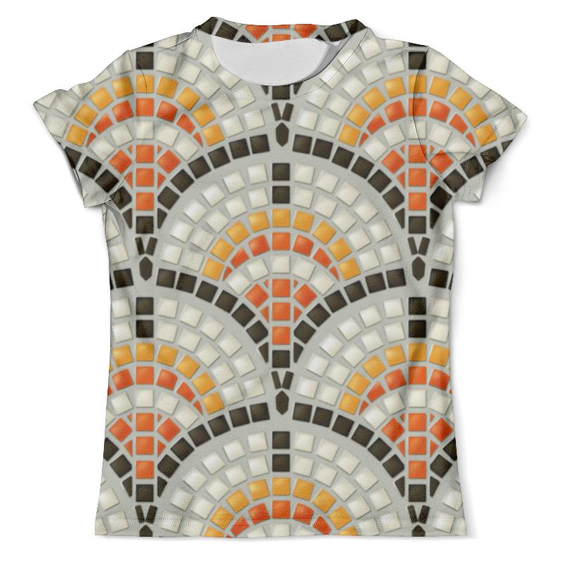 Футболка с полной запечаткой (мужская) Printio Античная мозаика сумка printio античная красота