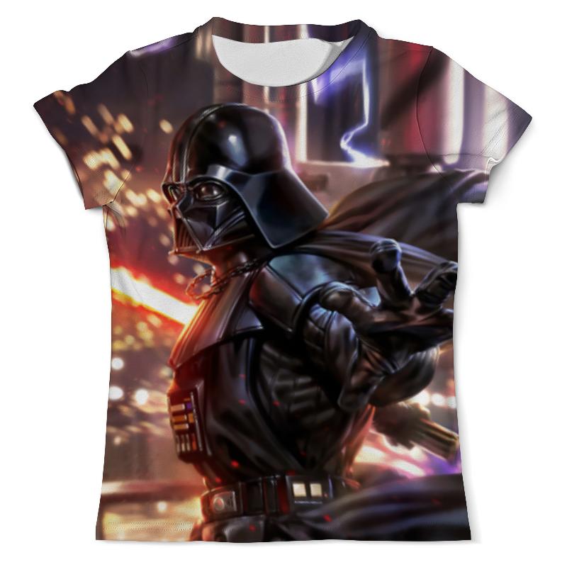 Printio Darth vader (star wars) футболка с полной запечаткой мужская printio darth vader design star wars