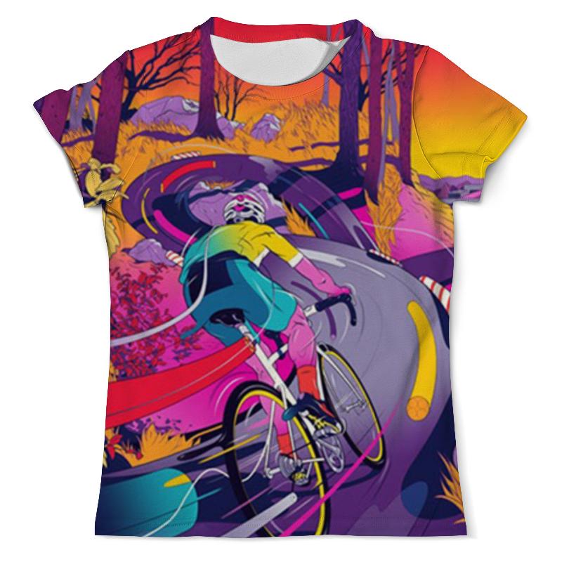 Printio Велогонoщик цена и фото