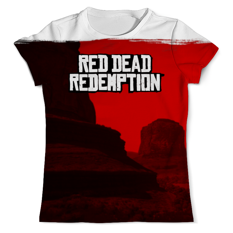 Printio Red dead redemption game недорого