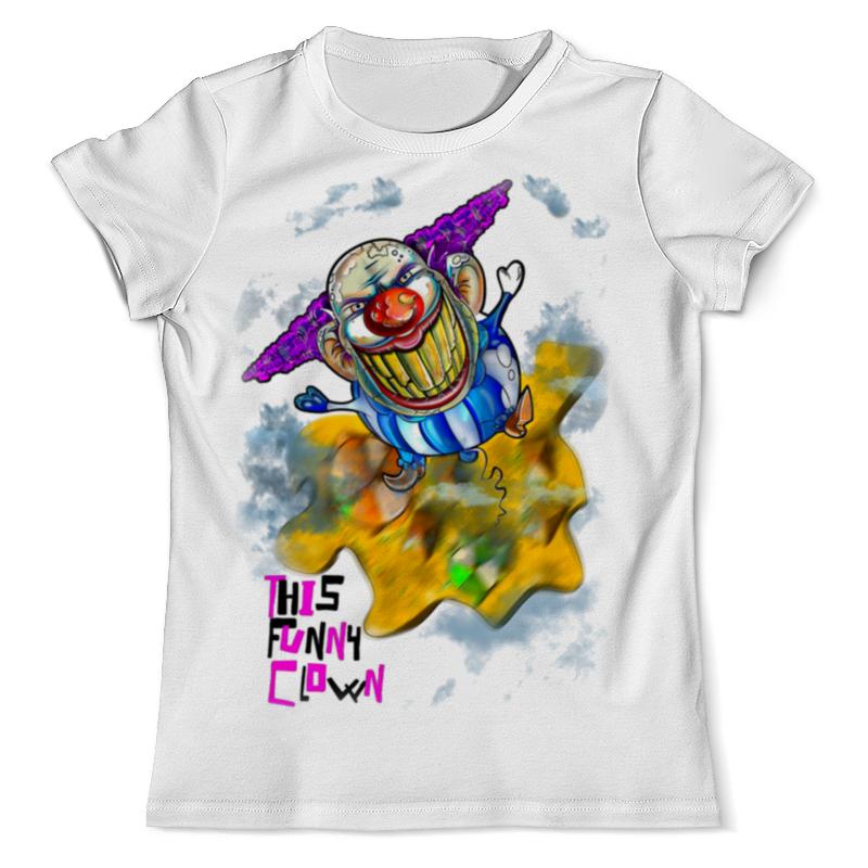 Printio Смешной клоун