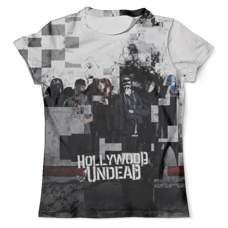 Футболка с полной запечаткой (мужская) Printio Hollywood undead футболка print bar hollywood undead dotd logo5