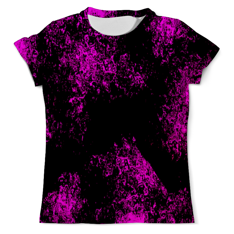 Printio Розовая краска розовая краска матрикс