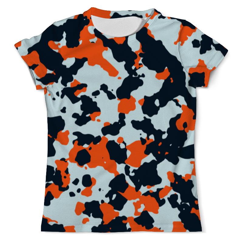 Футболка с полной запечаткой (мужская) Printio Cs go: asiimov camouflage майка борцовка print bar cs go asiimov cky