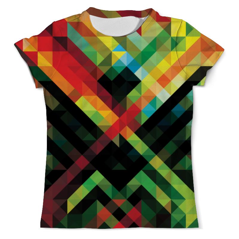 Printio Арт-стиль футболка с полной запечаткой мужская printio стиль арт фэшн одуванчики