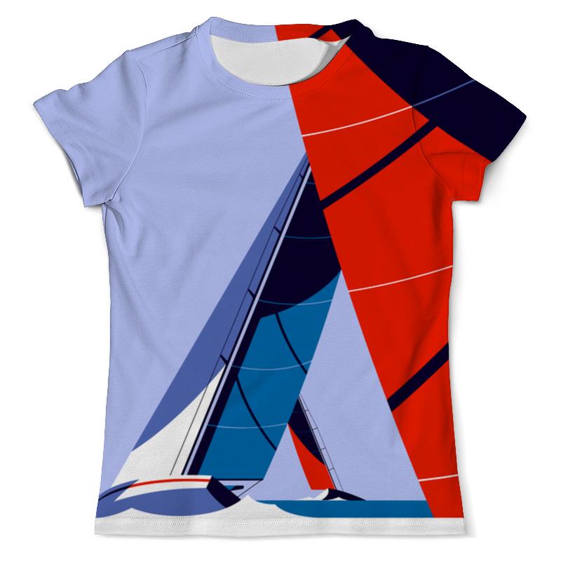 Printio Regatta футболка с полной запечаткой мужская printio regatta