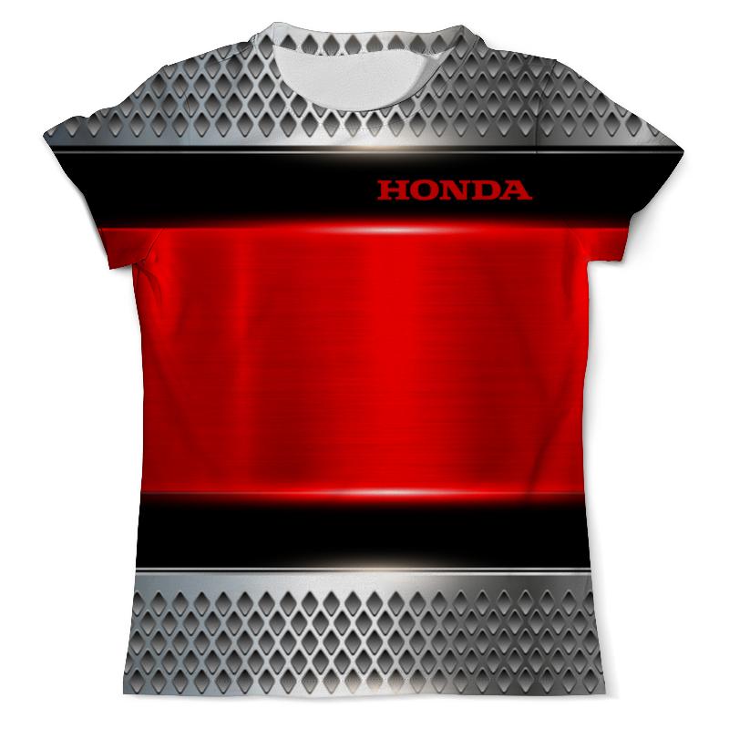 Футболка с полной запечаткой (мужская) Printio Honda mattel monster high dmd46 кукла фрэнки штейн
