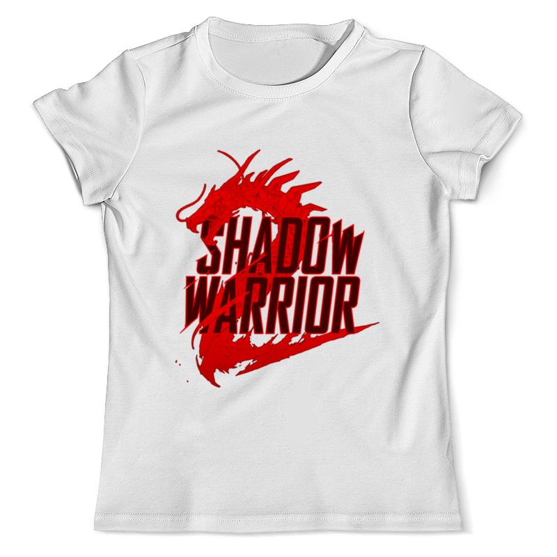 Printio Shadow warrior цена и фото