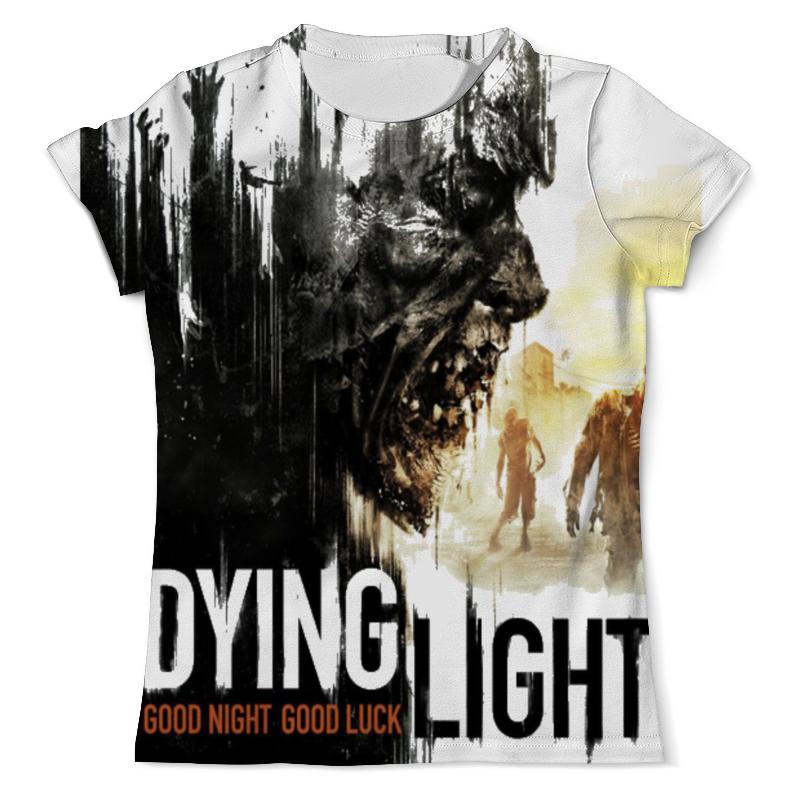 Футболка с полной запечаткой (мужская) Printio Dying light худи print bar dying light