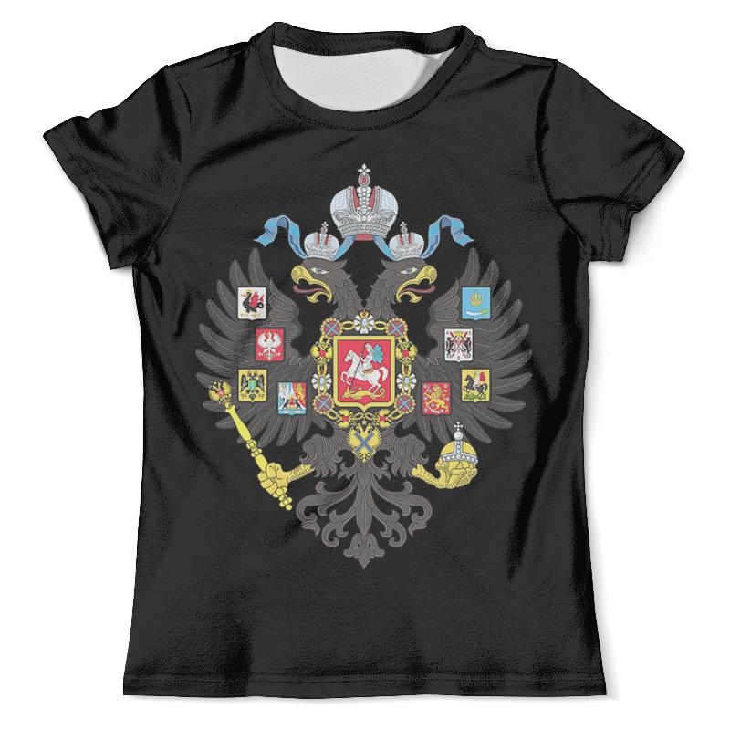 Футболка с полной запечаткой (мужская) Printio Российская империя комплект с сардониксом империя