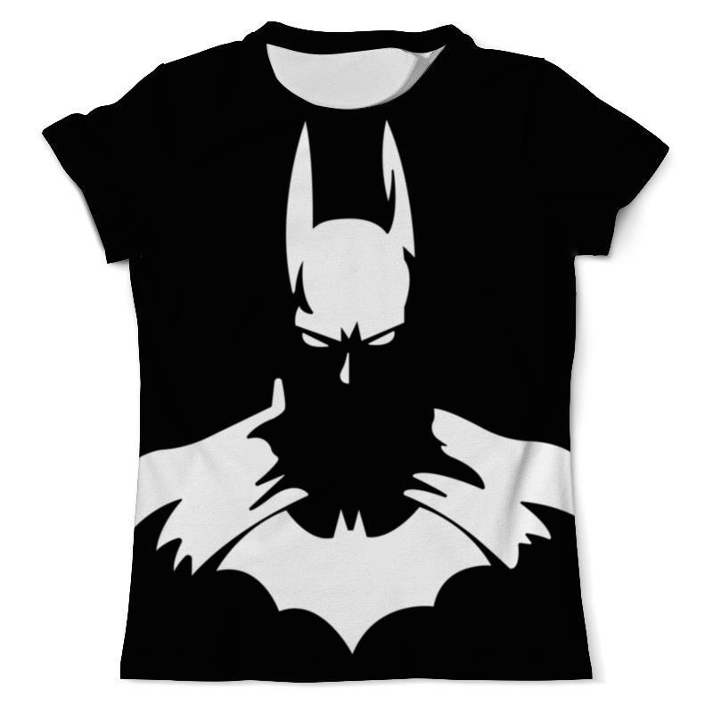 Футболка с полной запечаткой (мужская) Printio Batman/бэтмен футболка рингер printio batman бэтмен