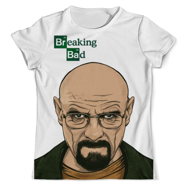 Printio Во все тяжкие (braiking bad) футболка с полной запечаткой мужская printio во все тяжкие braiking bad