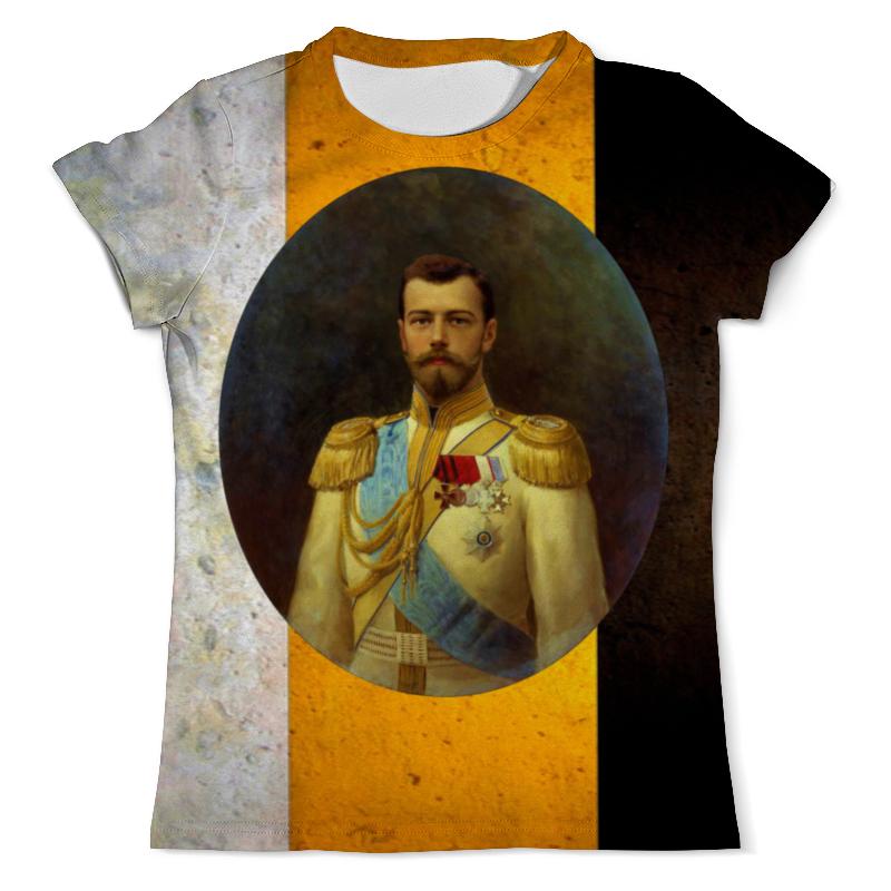 Printio Последний император россии футболка с полной запечаткой мужская printio последний день помпеи