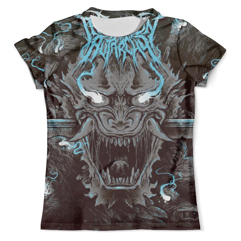 Футболка с полной запечаткой (мужская) Printio Дракон футболка с полной запечаткой мужская printio огненный дракон