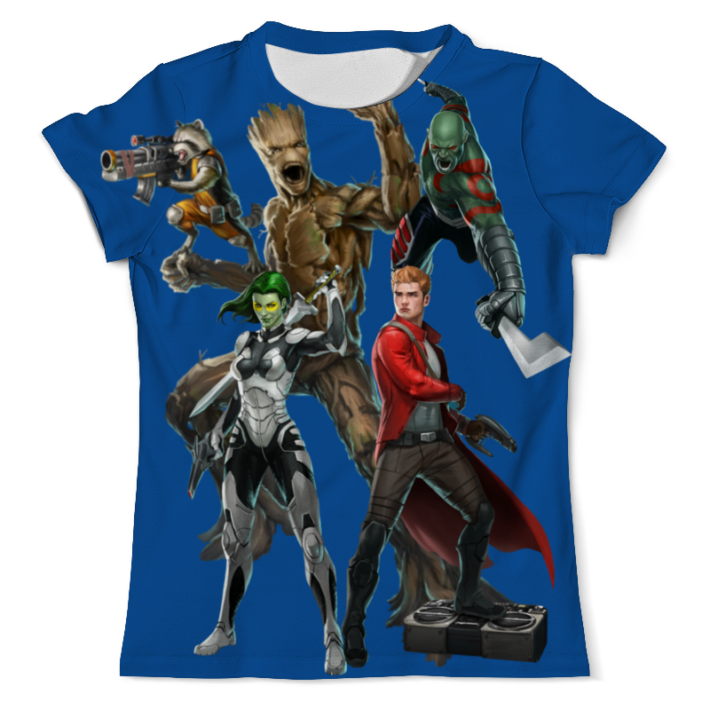 Printio Стражи галактики / guardians of the galaxy футболка с полной запечаткой для девочек printio стражи галактики guardians of the galaxy