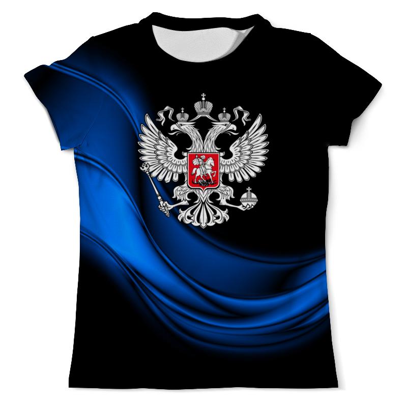 Футболка с полной запечаткой (мужская) Printio Россия футболка с полной запечаткой мужская printio юра россия