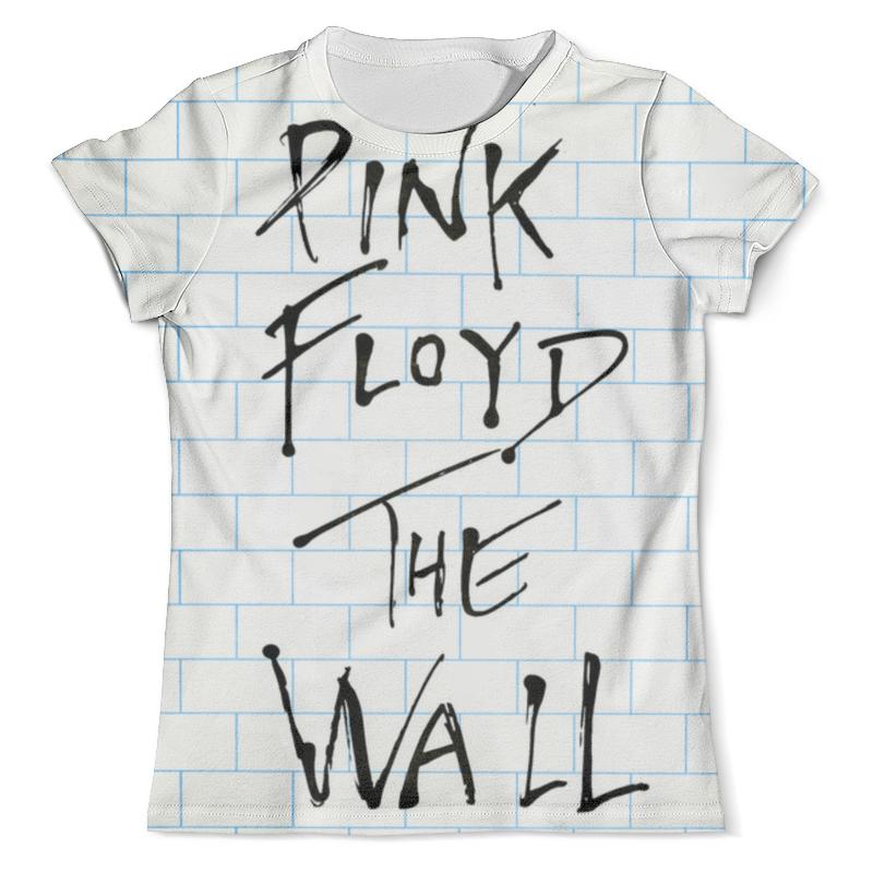 Фото - Футболка с полной запечаткой (мужская) Printio Pink floyd , пинк флойд , музыка футболка с полной запечаткой для мальчиков printio pink floyd пинк флойд музыка