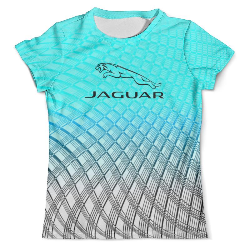 Футболка с полной запечаткой (мужская) Printio Jaguar