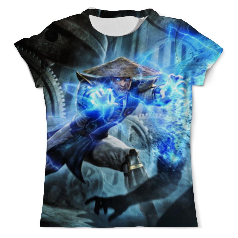 Printio Mortal kombat футболка с полной запечаткой мужская printio mortal kombat 11