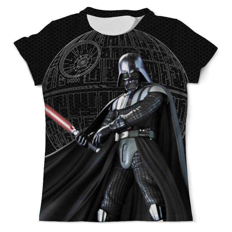 Printio Star wars - darth vader&death star футболка star
