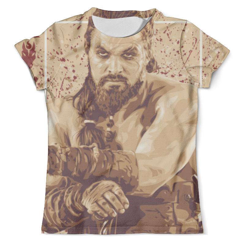 Футболка с полной запечаткой (мужская) Printio winter is coming футболка с полной запечаткой мужская printio love is