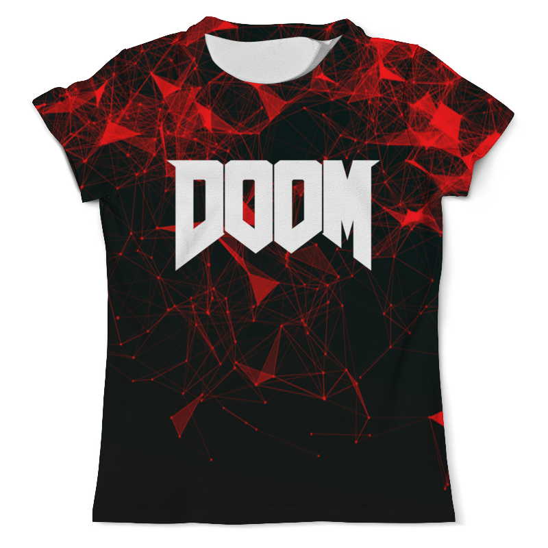 Футболка с полной запечаткой (мужская) Printio Doom игра doom игра для ps4