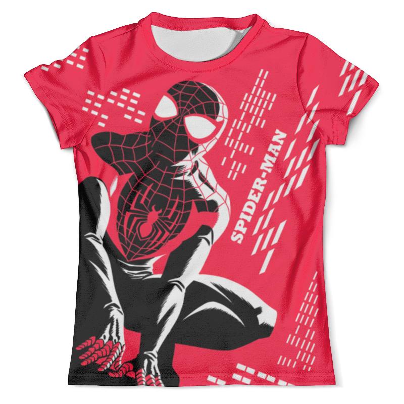 Футболка с полной запечаткой (мужская) Printio Spider-man design spider man 2099 genesis
