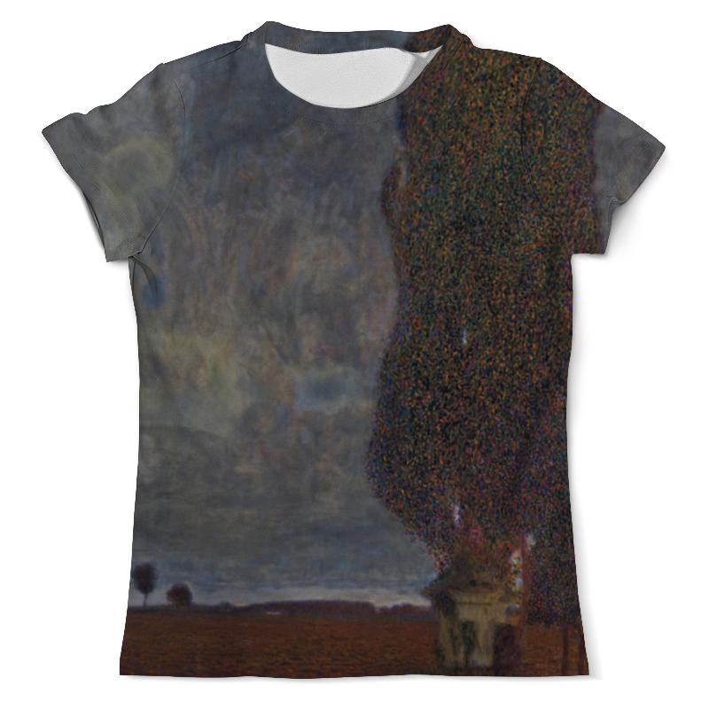 Printio Большой тополь ii (густав климт) футболка с полной запечаткой мужская printio большой тополь ii густав климт