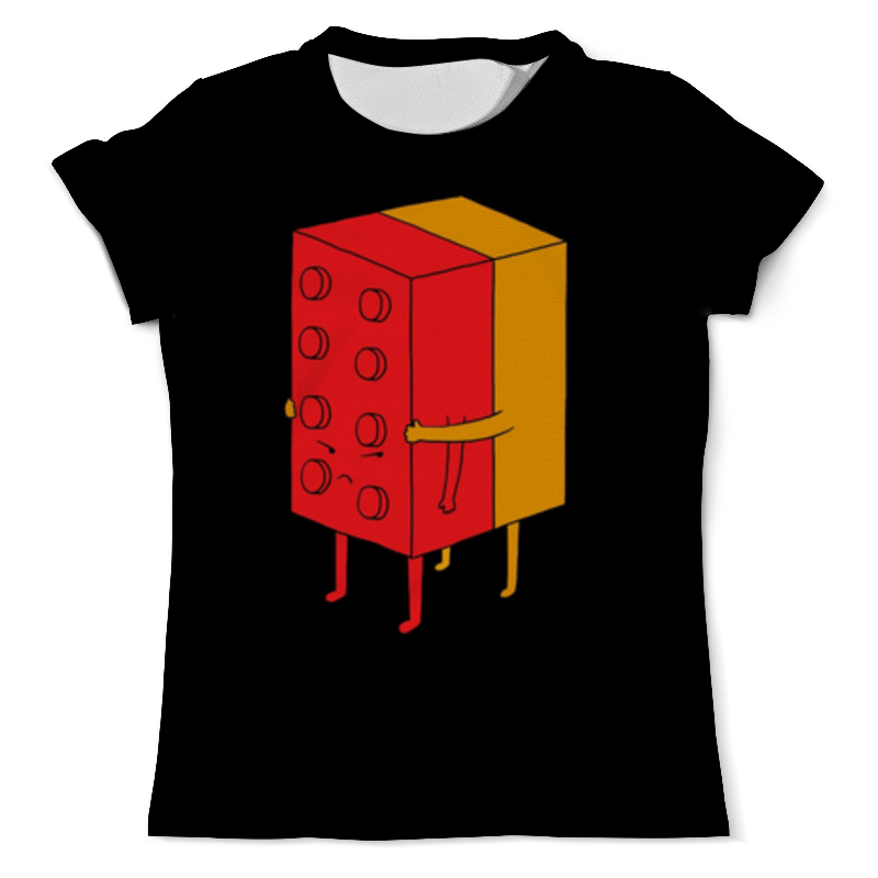 Printio I'll never let go футболка с полной запечаткой мужская printio we go to parties