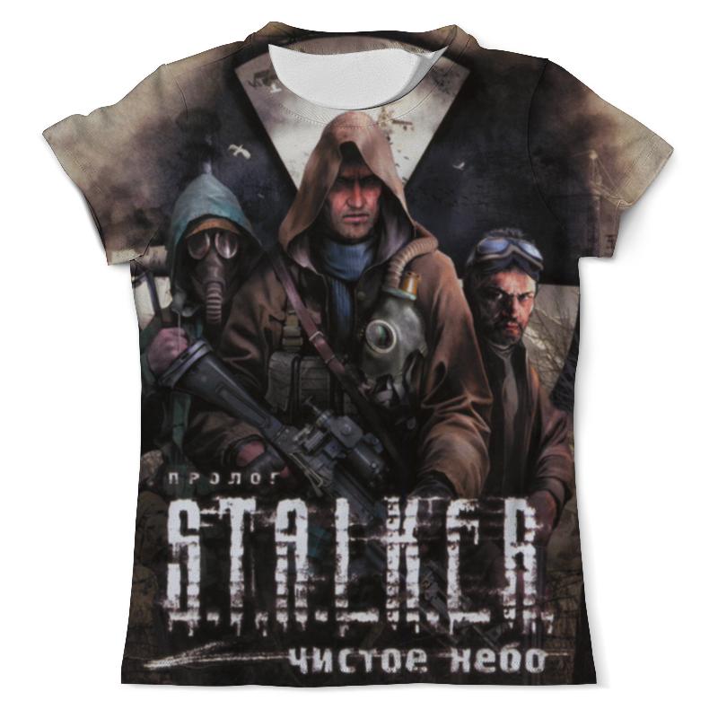 Футболка с полной запечаткой (мужская) Printio Stalker футболка стрэйч printio stalker