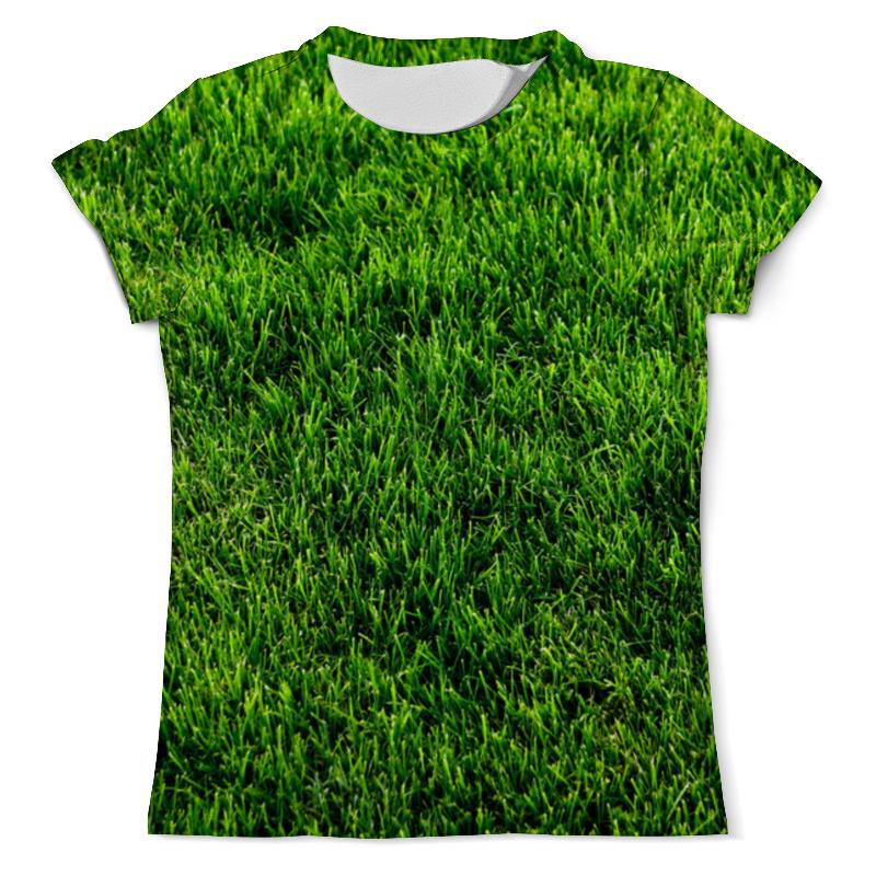 Футболка с полной запечаткой (мужская) Printio Летний луг после покоса костюмы апрель футболка леггинсы летний луг
