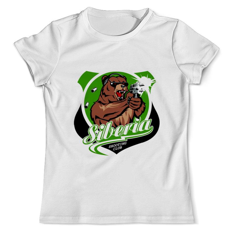Футболка с полной запечаткой (мужская) Printio Сибирь футболка это мать сибирь