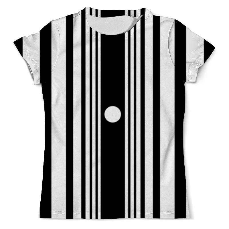 Футболка с полной запечаткой (мужская) Printio Эффект доплера