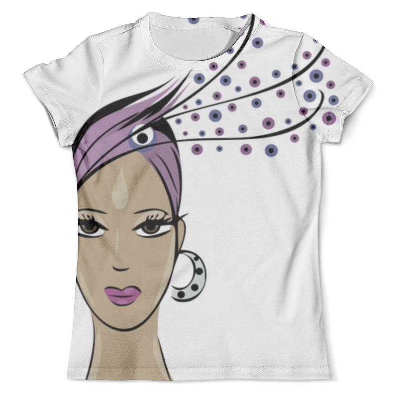 Футболка с полной запечаткой (мужская) Printio Восточная девушка футболка с полной запечаткой мужская printio девушка киборг