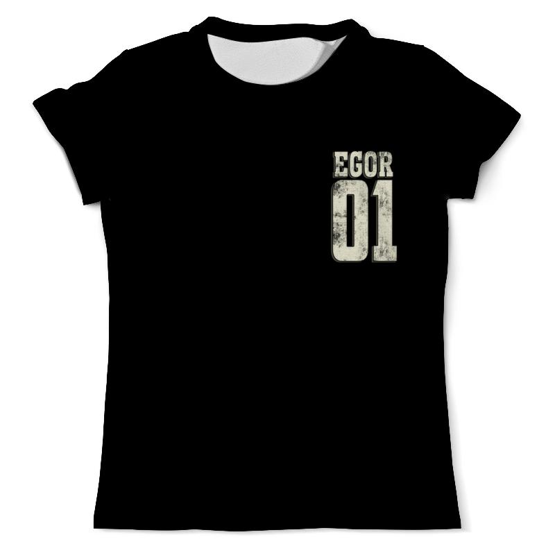 Printio Денис 01 футболка с полной запечаткой мужская printio денис 01