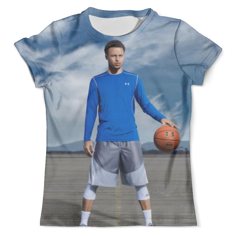 Футболка с полной запечаткой (мужская) Printio Stephen curry футболка с полной запечаткой мужская printio стефен карри stephen curry