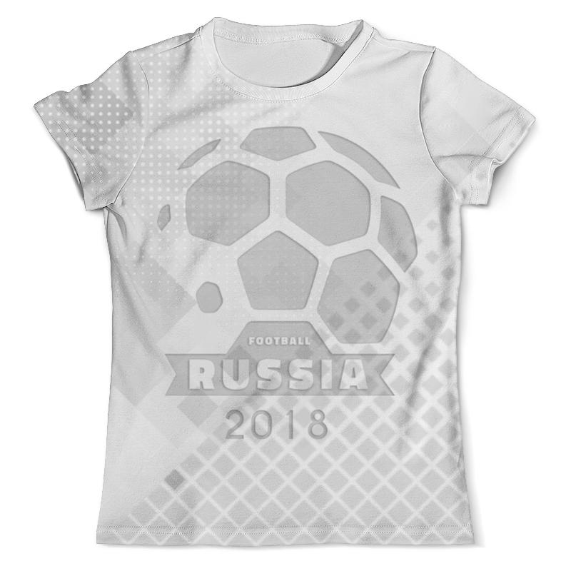 Футболка с полной запечаткой (мужская) Printio Football russia футболка с полной запечаткой мужская printio football russia