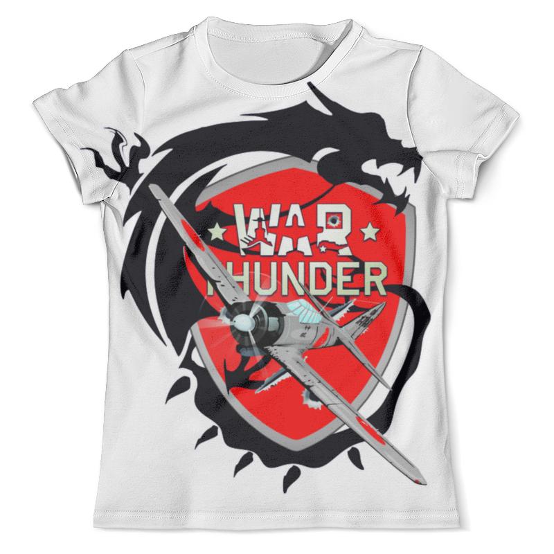 Футболка с полной запечаткой (мужская) Printio War thunder футболка с полной запечаткой мужская printio war master