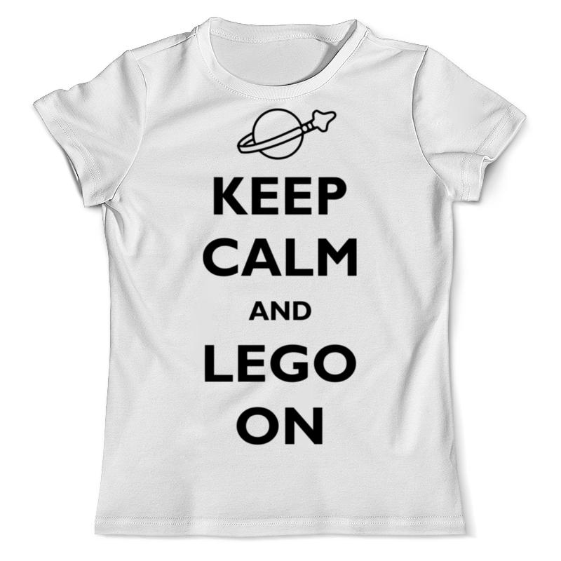 Фото - Футболка с полной запечаткой (мужская) Printio Keep calm футболка с полной запечаткой женская printio keep calm