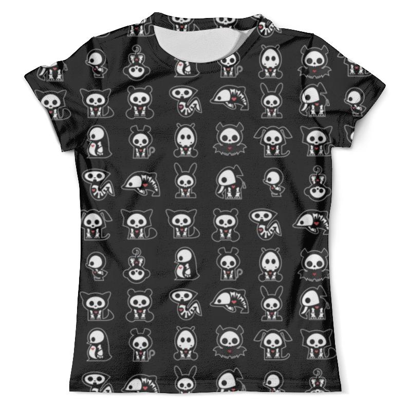 Футболка с полной запечаткой (мужская) Printio X-ray vet футболка с полной запечаткой мужская printio x ray of bones