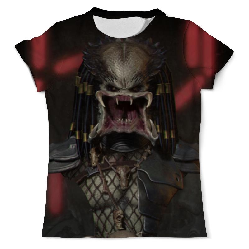 Футболка с полной запечаткой (мужская) Printio Хищники / predator футболка с полной запечаткой мужская printio хищники predator